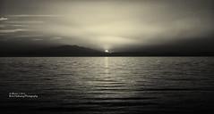 ABS, or not, perhaps? (rhfo2o - rick hathaway photography) Tags: rhfo2o canon canoneos7d thassos thassossentidoimperialhotel greece sea seaside sky sunset reflection bw blackandwhite mono