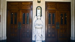 entrada Iglesia de San Pedro y San Pablo San Fracisco California EEUU 00 (Rafael Gomez - http://micamara.es) Tags: entrada iglesia de san pedro y pablo fracisco california eeuu