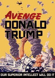 Avenge Donald Trump
