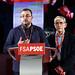 El Congreso nombra a Pablo García presidente de honor de la Federación Socialista Asturiana