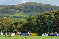 Run To The Hills (Feversham Media) Tags: kendalrfc kendal prestongrasshoppersrfc newmintbridge cumbria southcumbria southlakeland rugbyuniongrounds rugbygroundsinbritain rugbygrounds northpremierleague rugbyunion