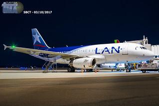 A319 LATAM Peru CC-CPI