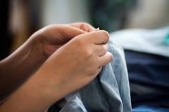 COMAS gleicebueno-8948 (gleicebueno) Tags: upcycling reciclagem textil artesanal handmade autoral comas manual mercadomanual redemanual augustinacomas moda fashion slowfashion hands mãos