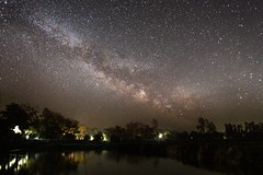 Milky Way Panorama (ibtihajtafheem) Tags: milkyway milkyincity themilkyway night nightphoto nights nightsky nightphotos nightscape nightscaping nightphotography nightscaper stars star starrynight starporn starry startrails trails travelphotography travelearth travel photography photographylove photographs photographylife photo photographer photos canonofficial canon canonphotography canonlove canon5dmarkiii canon1635mm ii iii eos
