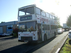 Grayscroft (Hesterjenna Photography) Tags: grayscroft volvo northerncounties londonbus london xbz1674 coach bus psv g101ngn mablethorpe alford lincolnshire