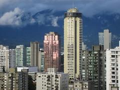 IMG_3963 West End & Coal Harbour skyline (vancouverbyte) Tags: vancouver vancouverbc vancouvercity landmarkhotel cloud9