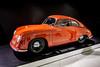 Porsche 356-2 Coupé Pre-A. Porsche Museum Stuttgart (irvin.nu) Tags: porsche 356 3562 coupé stuttgart germany duitsland museum canon eos 40d efs1022mm f3545 usm photography aircooled boxer red