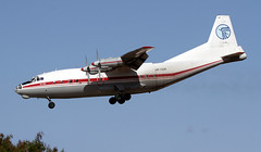 UR-CGW LMML 20-09-2017 (Burmarrad (Mark) Camenzuli) Tags: airline ukraine air alliance uaa aircraft antonov an12bp registration urcgw cn 402410 lmml 20092017