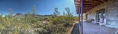 Crickethead Inn Guest House View (JoelDeluxe) Tags: saguaro national park border crickethead inn tucson az arizona cacti landscape bednbreakfast nighttime long exposures stars wideopen skies joeldeluxe