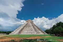 Chichén Itzá Templo de Kukulcán (Luis FrancoR) Tags: chichénitzátemplodekukulcán kukulcán chichénitzá templo mexico piramides piramideschichénitzá