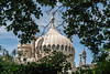 Domed! (The Frustrated Photog (Anthony) ADPphotography) Tags: architecture brighton category eastsussex england external places royalpavilion travel tree sky dome pavilion palace building structure elaborate decorative ornamental regency framed bluesky travelphotography architecturephotography canon canon70d canon1585mm branches leaves royal outdoor british greatbritish greatbritain english uk unitedkingdom