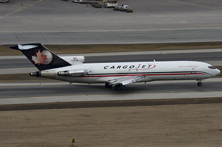 C-GCJB / Boeing 727-225F / 21855/1535 / CargoJet Airways
