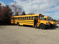 Orchard View Schools (Nedlit983) Tags: school bus ic ce