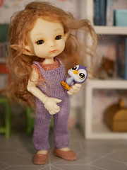 Frida (steen76) Tags: littlestpetshop titi realpuki bjd tiny fairyland
