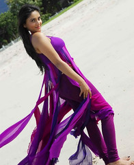 Indian Actress Ramya Hot Sexy Images Set-1 (77)