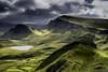 The Quiraing (grahamhutton) Tags: thequiraing quiraing trotternish trotternishridge northskye isleofskye skye biodabuidhe cleat uig sonya6000 sigmadn30mmf14 scotland staffin