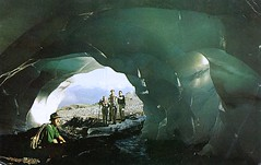 Ice Caves, Mt. Rainier, Washington (SwellMap) Tags: postcard vintage retro pc chrome 50s 60s sixties fifties roadside midcentury populuxe atomicage nostalgia americana advertising coldwar suburbia consumer babyboomer kitsch spaceage design style
