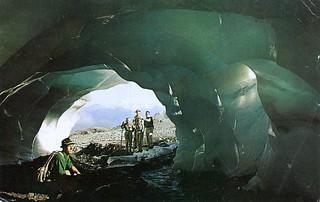 Ice Caves, Mt. Rainier, Washington