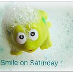 Smile on Saturday Theme- Bubbles thumbnail