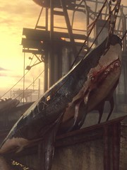 """CATCH OF THE DAY"" (Midhras) Tags: dishonored arkanestudios unrealengine3 reshade theknifeofdunwall whale"