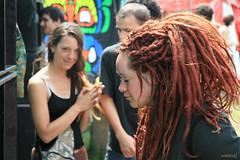 Chevelure (Weblody) Tags: dreads sound system dreadlocks