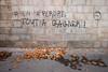 "#Manif10octobre #Nantes #GameOfTags: ""RIEN A PERDRE TOUT A GAGNER!"" (A) (ValK.) Tags: gameoftags loitravailxxl pjlterrorisme loitravail cabanedupeuple etatdurgencepermanant maisondupeuple nantes politique valk demonstration fonctionpublique graff graffiti greve intersyndicale manifestationunitaire social tag france fr"