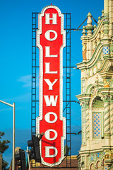 Hollywood (Thomas Hawk) Tags: america hollywood hollywoodtheater oregon pdx portland usa unitedstates unitedstatesofamerica westcoast neon neonsign theater us fav10 fav25 fav50
