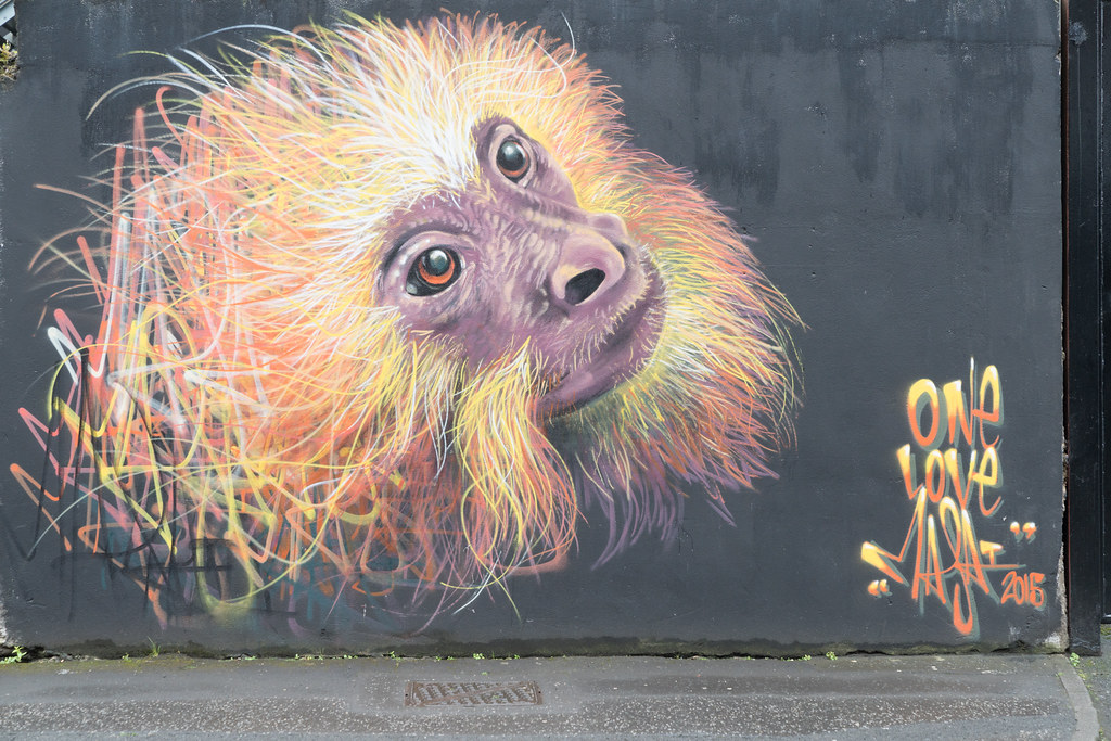 EXAMPLES OF URBAN CULTURE IN BELFAST [STREET ART AND GRAFFITI]-132916