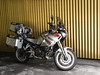 Nesflaten bike parking (stefanh.varberg) Tags: lars norge yamaha augusti2017 björn dalen heddal lysebotn lysefjorden mael mc mctur motorcykel motorcyklar nesflaten rjukan supertenere tracer900 utflykt
