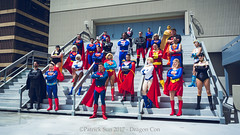 PS_97176-4 (Patcave) Tags: friday dragon con dragoncon 2017 dragoncon2017 cosplay cosplayer cosplayers costume costumers costumes shot comics comic book scifi fantasy movie film superman reign supergirl superwoman powergirl group shoot dc