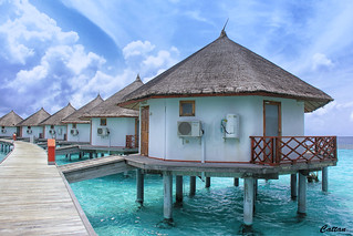 Safari Resort island, Maldives