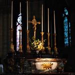 14 - Reims - Cathédrale Notre-Dame - Choeur et autel thumbnail