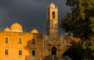 Crete / Κρήτη / Kreta: Agia Triada Tzagarolon
