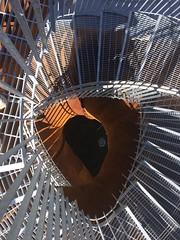 Michel de Broin, Dendrites, 2017 (art_inthecity) Tags: montréal montreal placebonaventure sculpture artpublic publicart installationparticipative participativeinstallation canada acier micheldebroin