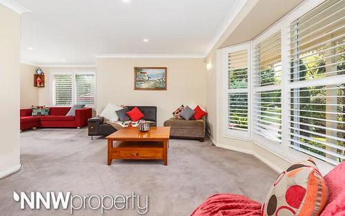 16 Wyllie Pl, Cherrybrook NSW 2126