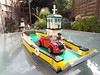 Ferry (Paranoid from suffolk) Tags: 2017 lego city car ferry 60119 garden outdoors outside