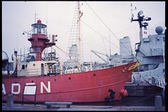 Maritime Museum (Edd Noble) Tags: kodakektar film filmcamera konica38mmf28 konicac35 konicac35automatic epsonv850 analogue analogfilm maritimemuseum gothenburg göteborg sweden scandinavia