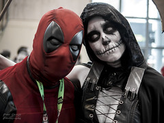 P1050642 b (Paul Ocejo) Tags: nycc 2017 new york comic con comiccon jacob javits center cosplay death deadpool