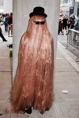 DSC_0947 (Randsom) Tags: newyorkcomiccon 2017 october7 nycc comic convention costume nyc javitscenter cousinitt addamsfamily halloween monster creature hat glasses fun