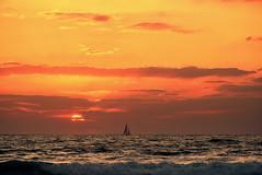 """Twilight Time""... (Roi.C) Tags: sun sunset clouds sky water sea waves season seascape landscape nature outdoor nikkor nikond5300 nikon reflection boat yachts boats mediterraneansea skyline beach cloudscape hdr wave cloud 2017"