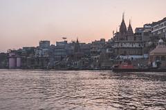 Varanasi - Ganges River - boat ghats-8