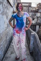 Varanasi - Holi Colour Festival-2