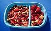Red Quinoa Bean Salad