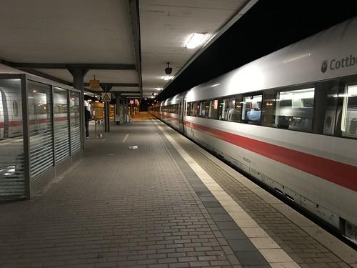 Minden station