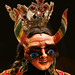 Masque Traditionnel Bolivien