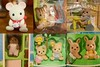 Sylvanian Families Babies (DeanReen) Tags: sylvanian families babies baby twins kangaroo mouse hedgehog bear cat calico critters animal toy
