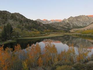 Autumn Dawn at North Lake (Explored)