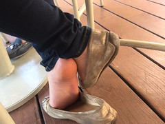 IMG_7350 (johnsmithh1) Tags: flats soles smelly barefeet shoeplay stinky sexy feet