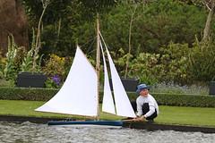 Scale Ship Regatta (Paul J's) Tags: hawera taranaki kingedwardpark park event scaleshipregatta model boat boy
