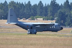 CH-11 (LAXSPOTTER97) Tags: belgian air component lockheed c130h hercules 15th transportation wing 20th squadron ch11 cn 4482 ktcm jblm mcchord force base joint lewis exercise mobility guardian 2017